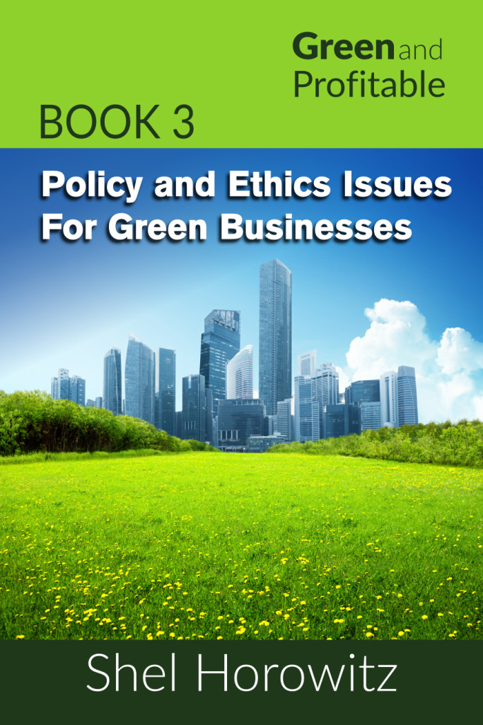 Green And Profitable, Book 3