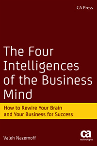 The Four Intelligences of the Business Mind--Book Cover
