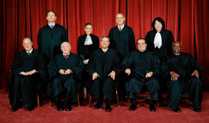 Supreme Court, 2009 (Photo)