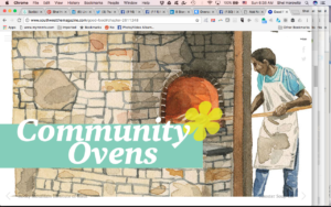 Southwest's illustration for the Community Ovens profile (screenshot)